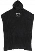 Dark-Seas-Verschiedenes-Hooded-Towel-black-Vorderansicht
