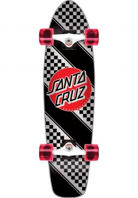 Santa-Cruz Check Stripe Jammer