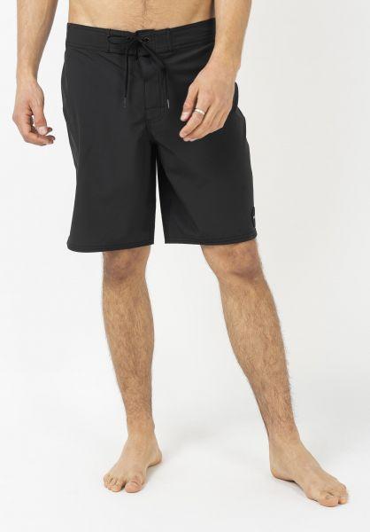 RVCA Beachwear VA Trunk Solid black vorderansicht 0205398