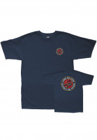 Loser-Machine-T-Shirts-Stinger-navy-Vorderansicht