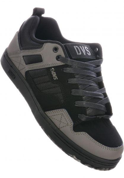 DVS Alle Schuhe Enduro 125 black-charcoal-camo vorderansicht 0604189