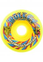 santa-cruz-rollen-church-glass-speedwheels-reissue-95a-bullet-yellow-vorderansicht-0134964