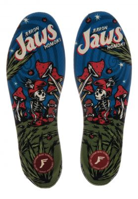 Footprint Insoles Kingfoam Elite Jaws Mushroom Large