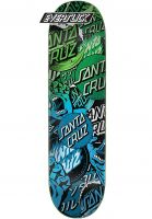 Santa-Cruz Skateboard Decks Classic Collage Everslick medium vorderansicht 0260452