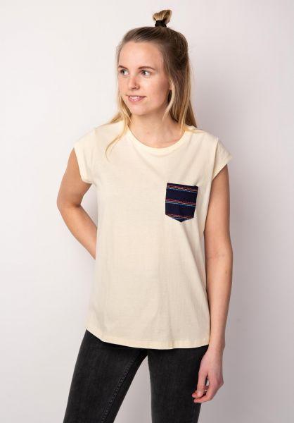 TITUS T-Shirts Betje yellow vorderansicht 0398454