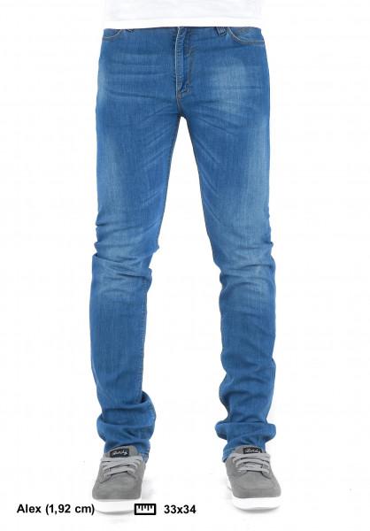 Reell Jeans Skin lightblue Vorderansicht