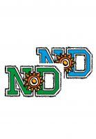 new-deal-verschiedenes-n-d-logo-sticker-10er-pack-multicolored-vorderansicht-0972607