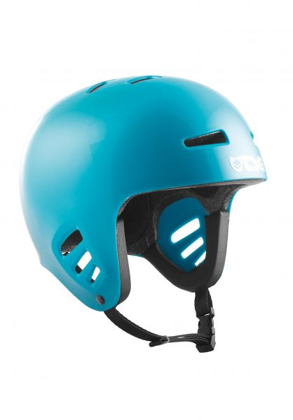 TSG Helme Dawn Solid Color dark cyan vorderansicht 0750072