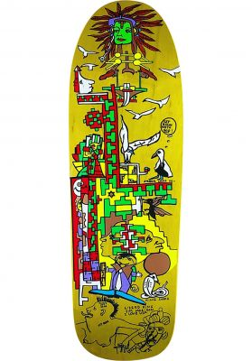 Prime Mark Gonzales Lost Henderson Graphic 1991
