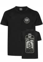Rebel-Rockers-T-Shirts-Bottle-black-Vorderansicht