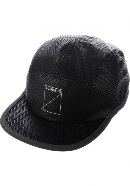 adidas-skateboarding Caps Numbers Hat black Vorderansicht 70c8f80f88b