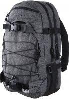 Forvert-Rucksaecke-New-Laptop-Louis-flannel-grey-Vorderansicht