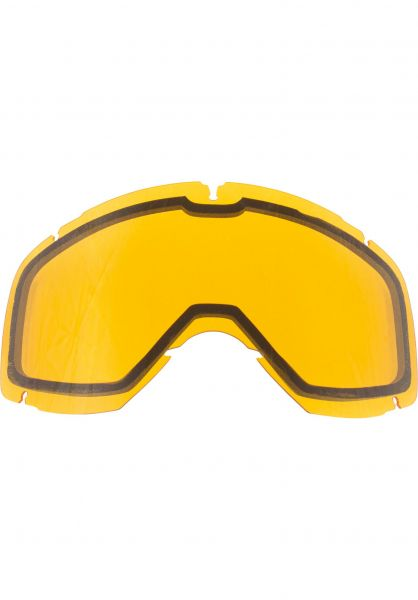 TSG Snowboard-Brille Replacement Lens Goggle Expect Mini yellow Vorderansicht