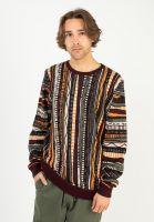 iriedaily-strickpullover-theodore-knit-darkrum-vorderansicht-0144038