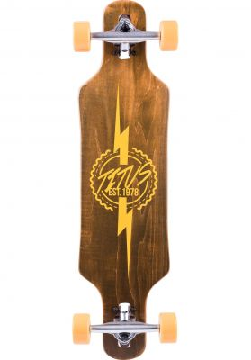 TITUS Longboards komplett Flash DT Kids