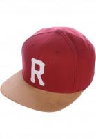Reell-Caps-Homerun-cardinalred-Vorderansicht