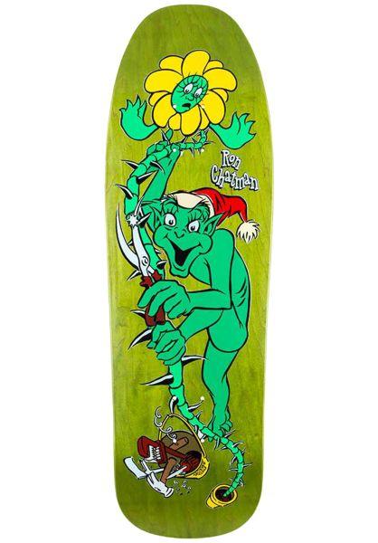Prime Skateboard Decks Ron Chatman Gremlin Reissue various stains vorderansicht 0264090