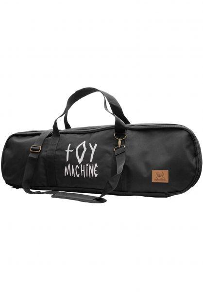 Toy-Machine Rucksäcke Deck Bag black vorderansicht 0881035