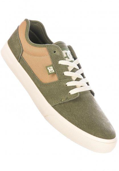 DC Shoes Alle Schuhe Tonik olive-turtledove vorderansicht 0602686
