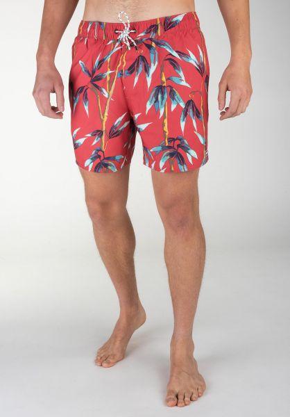 """Billabong Beachwear Sundays Layback 16"""" red vorderansicht 0205292"""