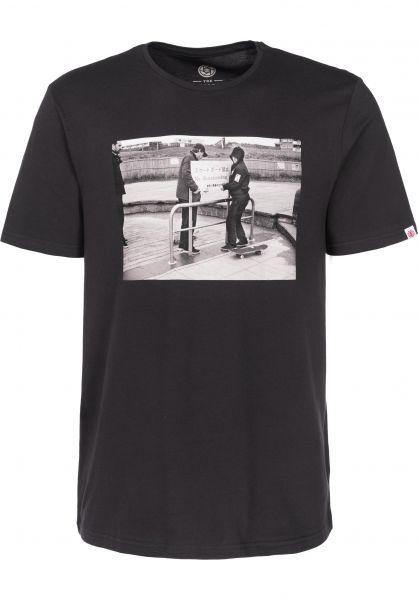 Element T-Shirts Lift offblack Vorderansicht