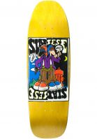 new-deal-skateboard-decks-siamese-doublekick-screenprint-yellow-vorderansicht-0262734