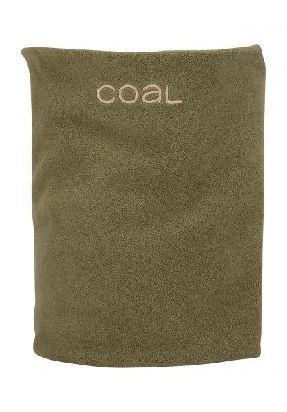 coal Schals The M.T.F. Gaiter olive vorderansicht 0143220