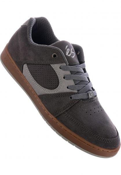 ES Alle Schuhe Accel Slim grey-lightgrey vorderansicht 0604643