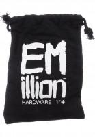 EMillion-Montagesaetze-1-Philips-black-Vorderansicht