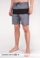 Billabong Beachwear Tribong LT 18 black Vorderansicht