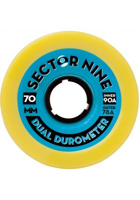 Sector-9 Dual Durometer 78A