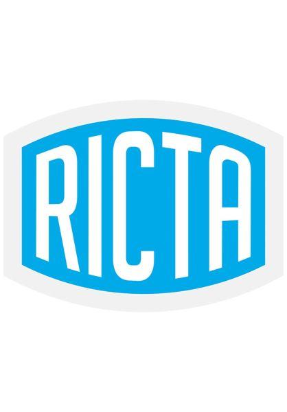 """Ricta Verschiedenes Decal 10"""" blue vorderansicht 0170366"""