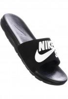 Nike SB Sandalen Benassi Solarsoft black-white Vorderansicht