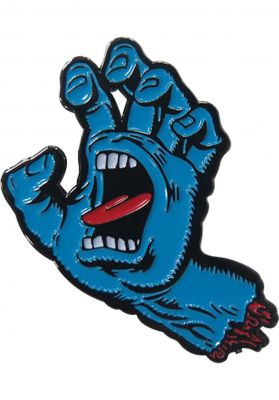 Santa-Cruz Screaming Hand Push Back Pin