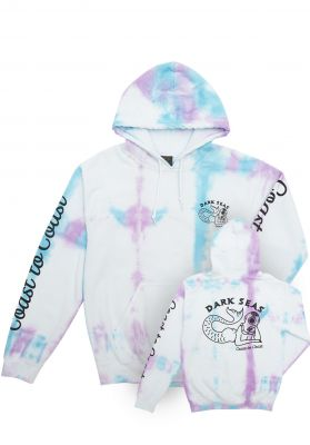 Dark Seas Divers Club Tie Dye Women