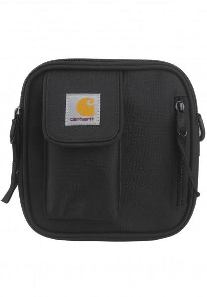Carhartt WIP Taschen Essentials black Vorderansicht