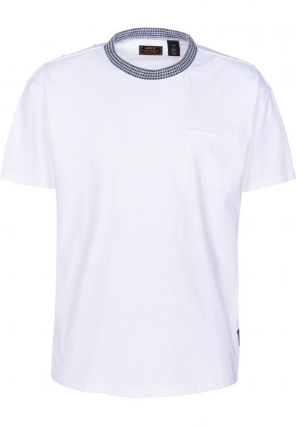 Levis Skate T-Shirts Skate Boxy bright-white vorderansicht 0399865