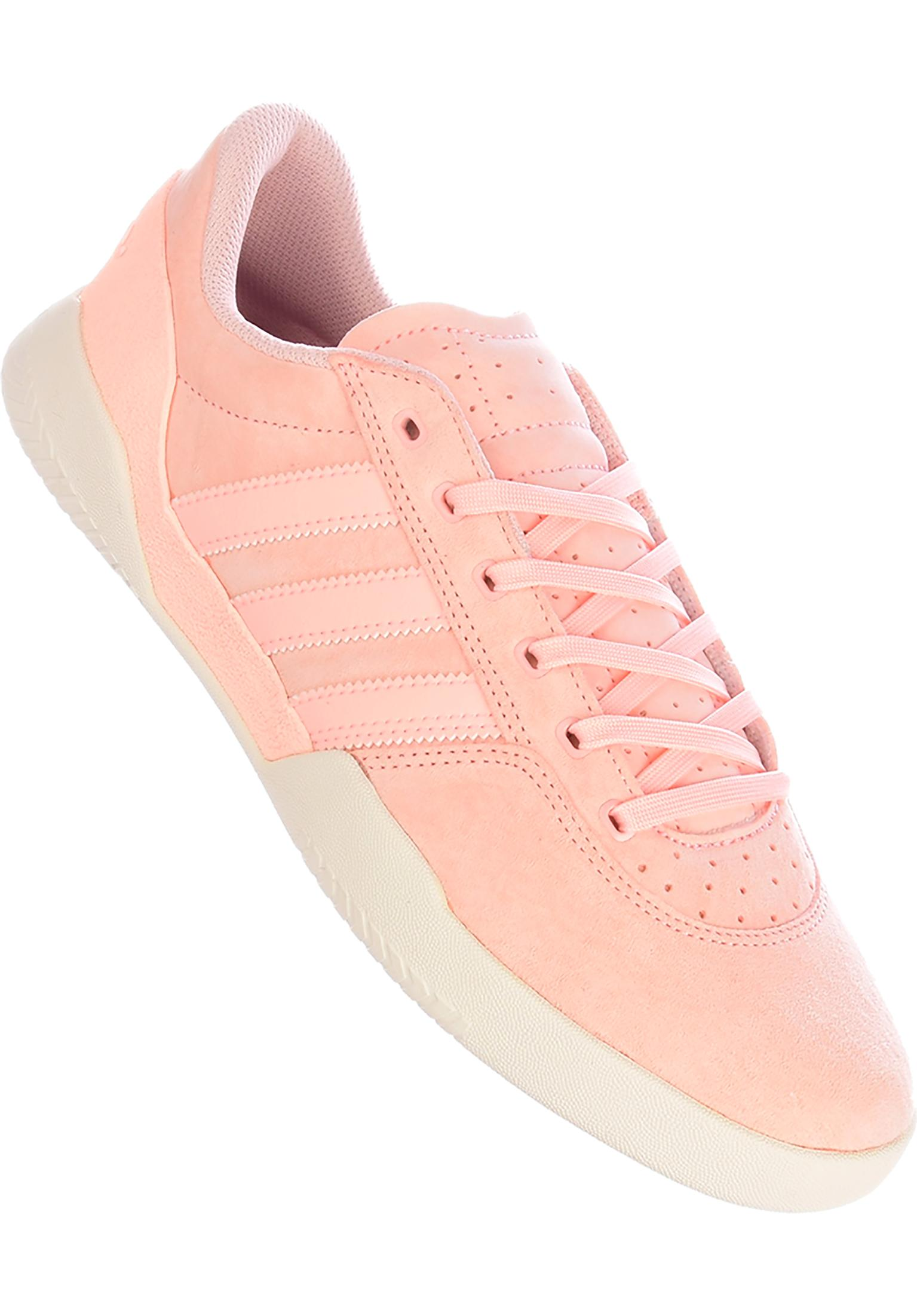 City Cup adidas skateboarding All Shoes in clearorange white