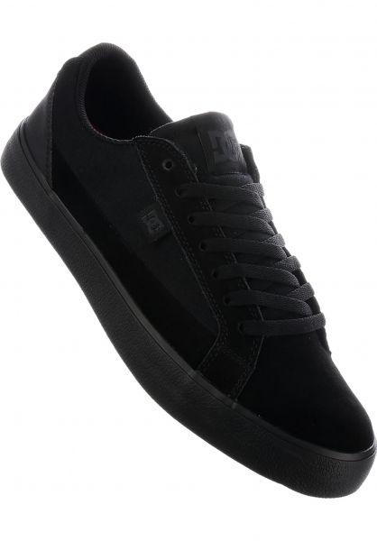 596dd749e3f46 Lynnfield S DC Shoes Toutes les chaussures en black-black-black pour ...