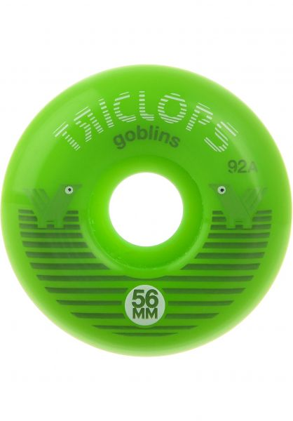 Triclops Rollen Goblin 92A Soft green vorderansicht 0134951