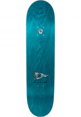 Primitive Skateboards Tucker Kaiju Glow In The Dark