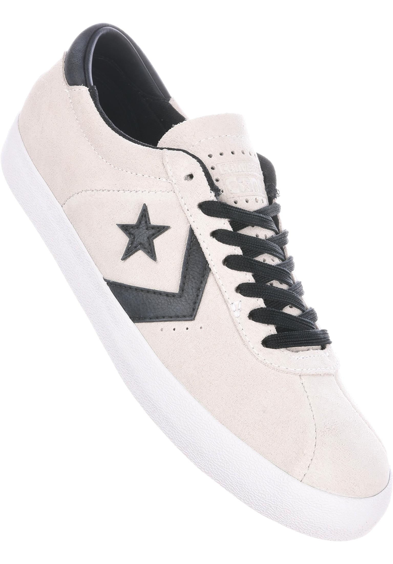 73a05272f25 Breakpoint Pro Ox Converse CONS All Shoes in white-black-black for Men