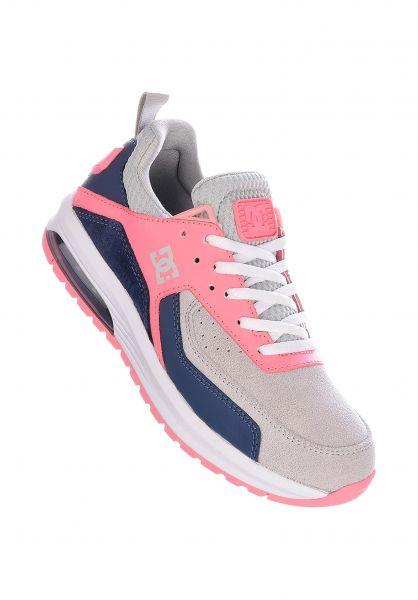 DC Shoes Alle Schuhe Vandium SE grey-pink vorderansicht 0612487