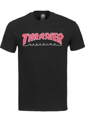 Thrasher Outlined