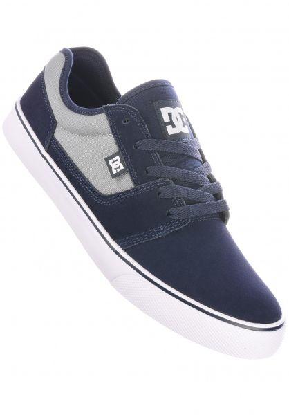 DC Shoes Alle Schuhe Tonik darknavy vorderansicht 0602686