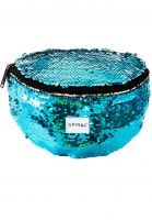 spiral-hip-bags-platinum-bum-bag-mermaid-blue-sequins-vorderansicht