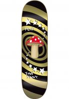 Flip-Skateboard-Decks-Penny-Mushroom-gold-Vorderansicht