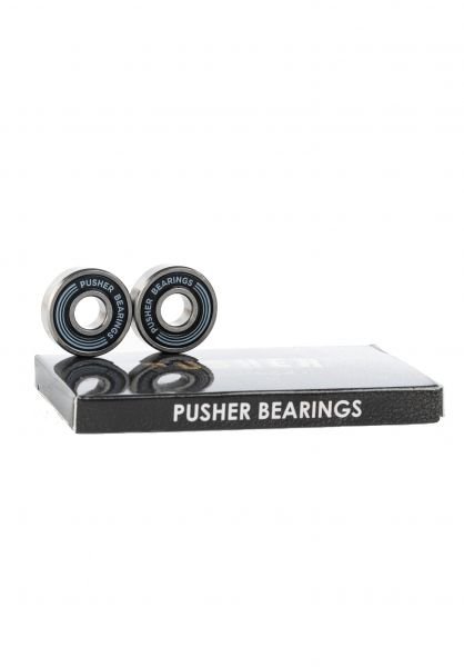 Pusher Bearings Kugellager Fucking Speed silver vorderansicht 0180364