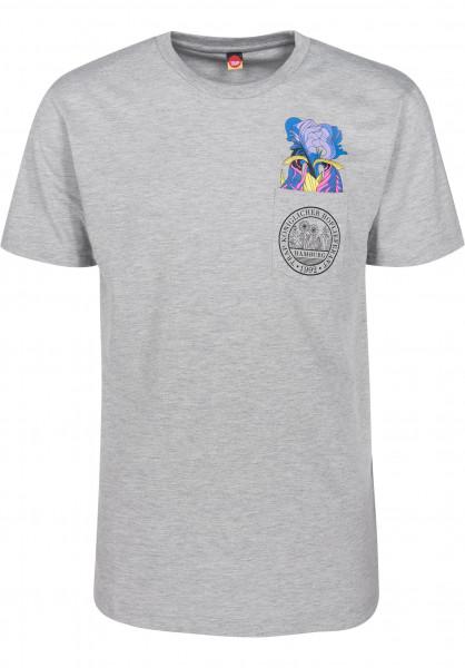 Trap T-Shirts Purpura MvF grey Vorderansicht