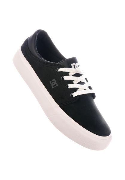 DC Shoes Alle Schuhe Trase SE black-cream vorderansicht 0612372